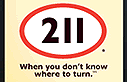 211 When you don't know where to turn