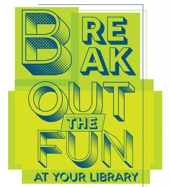Break out the fun at your library