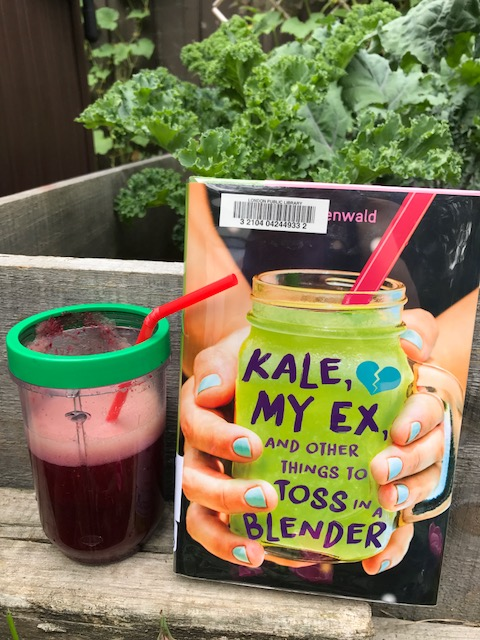 kale ex blender book