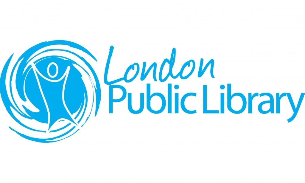 london public library logo