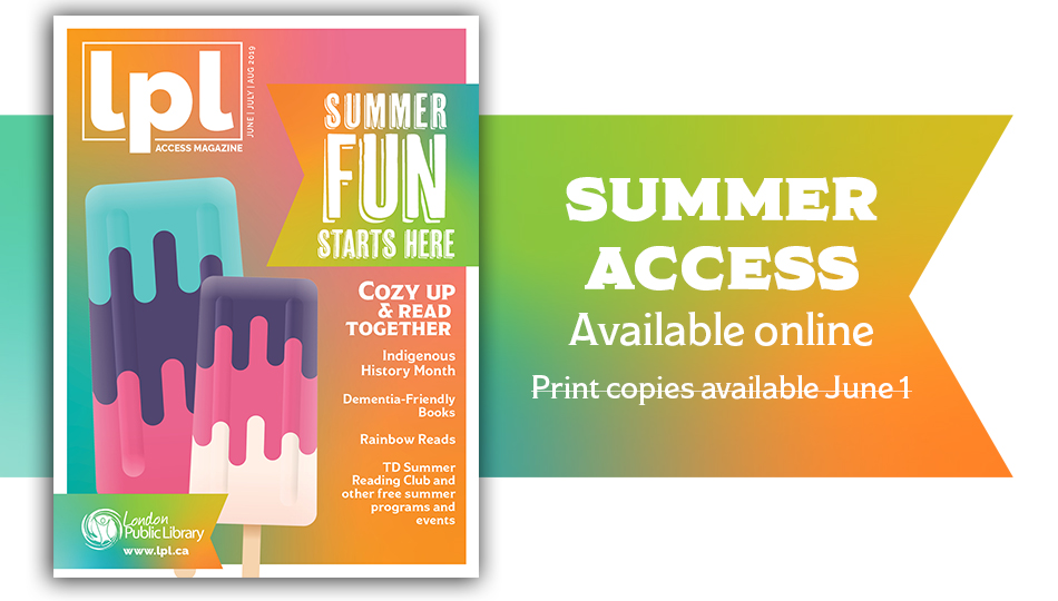 Summer Access now availabe online