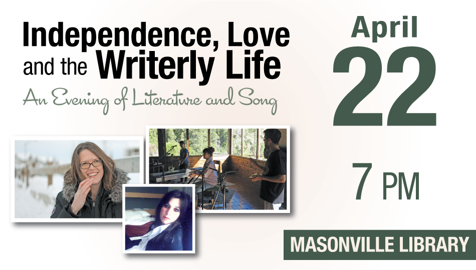 Independence Love and the Writerly Life