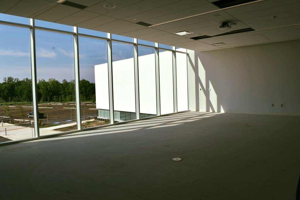 One of the Library's meetings rooms.