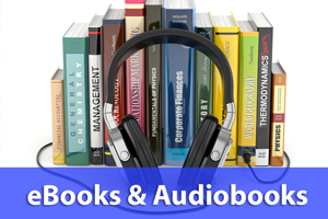 Audiobooks eBooks and video downloads