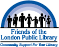 firends of the library logo