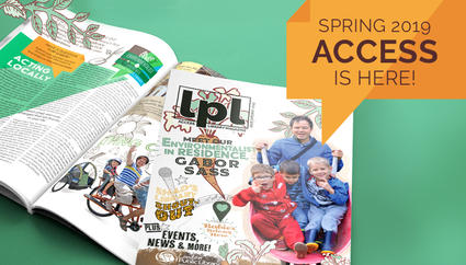 Spring 2019 Access is here!