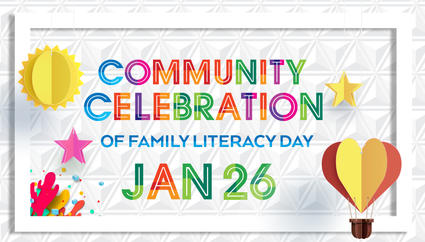 Community Celebration of Family Literacy Day - January 26, 2019