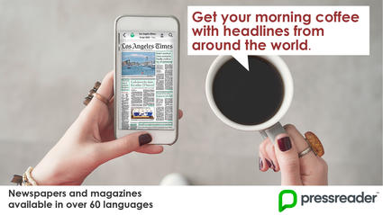 get your morning coffee with thousands of headlines around the world