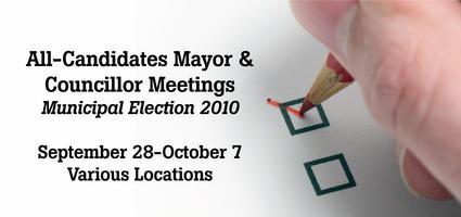 all candidates meetings