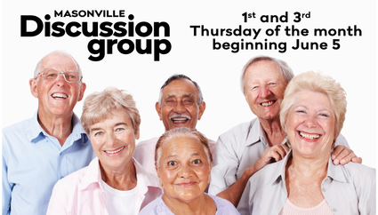 Masonville Discussion Group