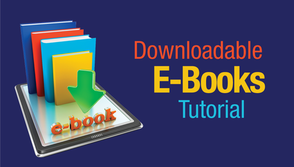 Downloadable E-books Tutorial