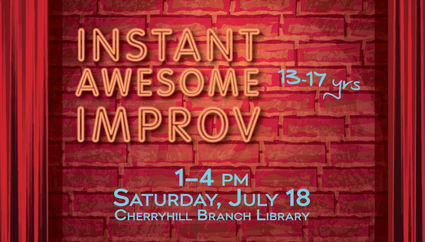 instant awesome improv