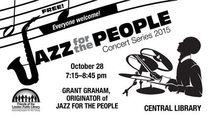 jazz for the people october