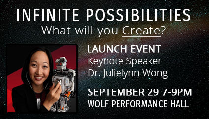 Infinite Possibilities Launch Event
