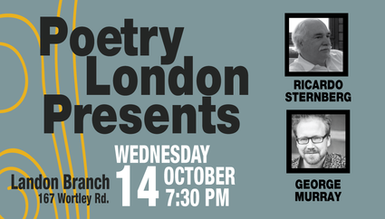 poetry london presents october 14