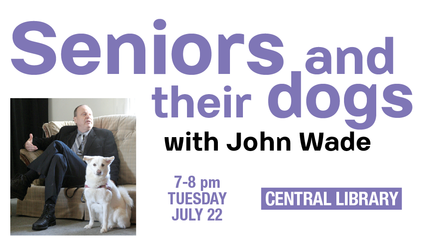 Seniors and their dogs