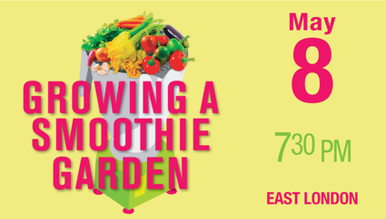 Smoothie Gardens East London