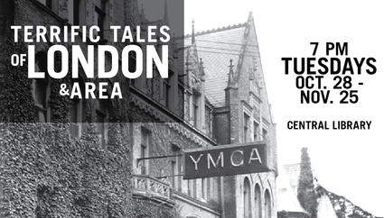 terrific tales of london & area