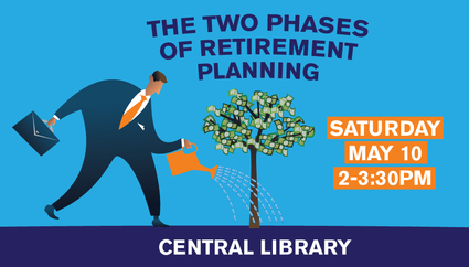 Two phases of retirement planning