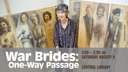 War Brides: One-Way Passage