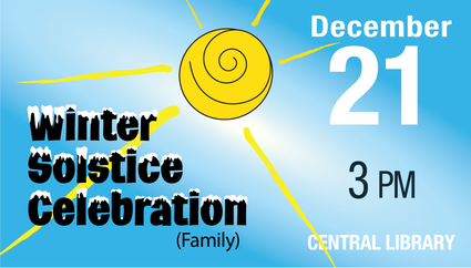 Winter Solstice Celebration (family)