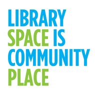 library space is community place
