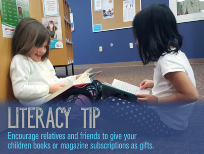 literacy tip january 18