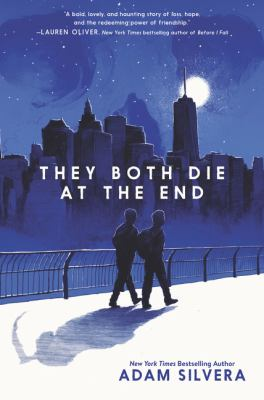 They both die at the end book cover image