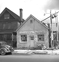 photograph of Toddle Inn London Ontario
