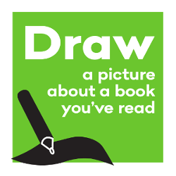 Draw a picture or write about a book you've read