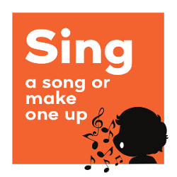 Sing a song or make one up