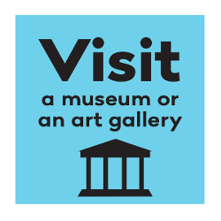 Visit a museum or art gallery