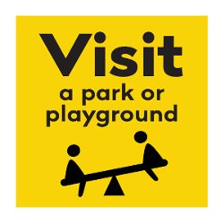 Play at a park or playground