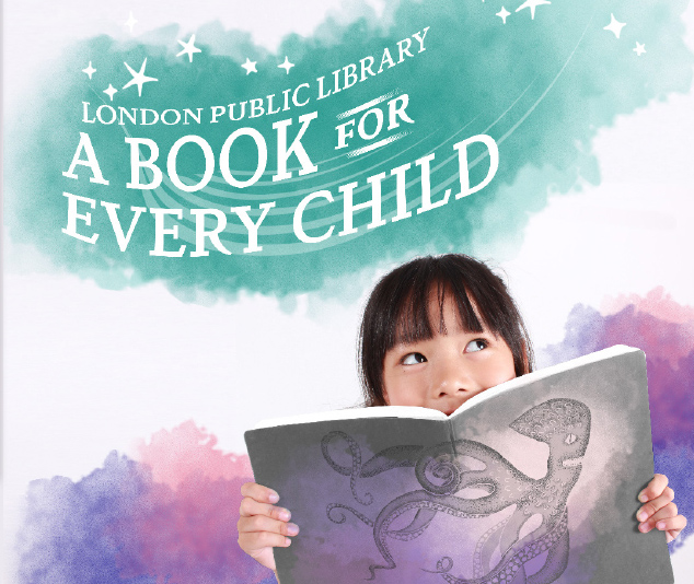 London Public Library: a book for every child