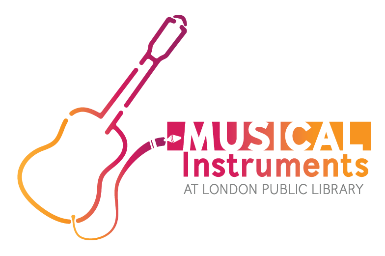 musical instruments at London Public Library
