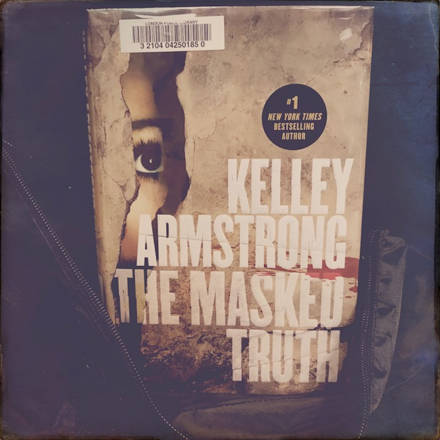 the masked truth book cover