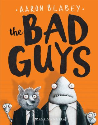 the bad guys cover