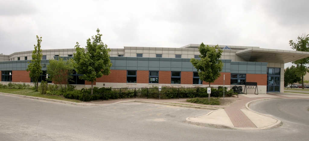 Exterior of Masonville Library