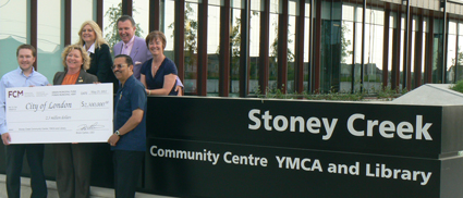 Stoney Creek Branch and YMCA